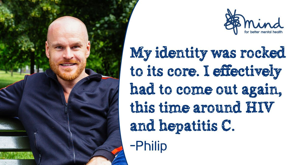 After being diagnosed with HIV and hepatitis C, @philipcbaldwin contemplated taking his life. Here he blogs about how he eventually learnt to love himself and others again. > https://bit.ly/2JXX05P