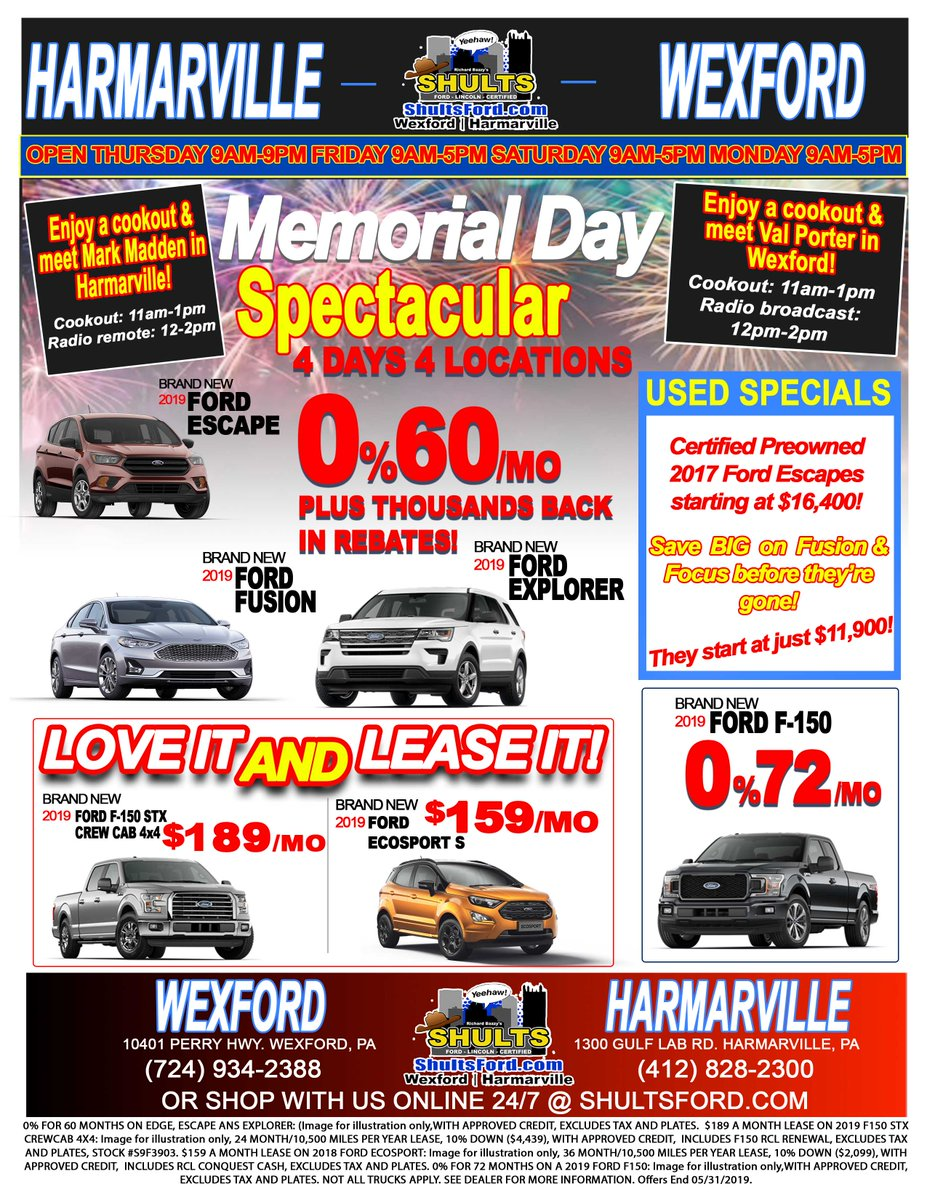 Shults Ford Shultsford Twitter