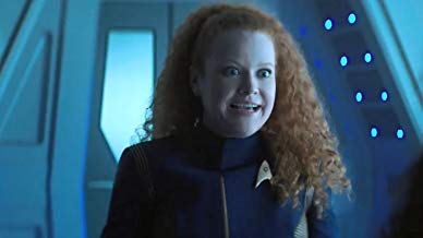 DO YOU THINK THAT TILLY WOULD OF PASSED THE FITNESS REQUIREMENTS FOR STAR FLEET? YET, SHE IS THE FASTEST EVARRR! #STARTREKDISCOVERY <br>http://pic.twitter.com/4gWJHl7Ky1