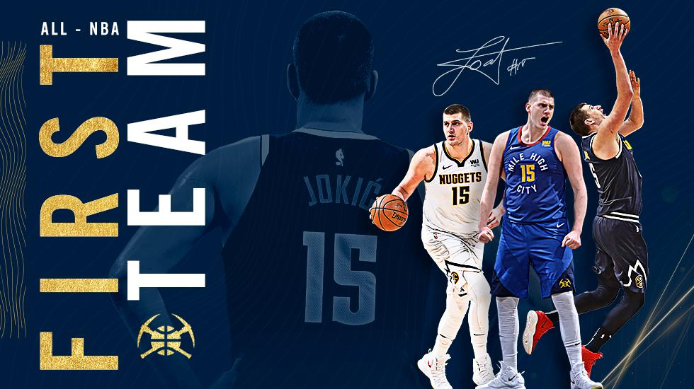 Denver Nuggets's photo on Jokic