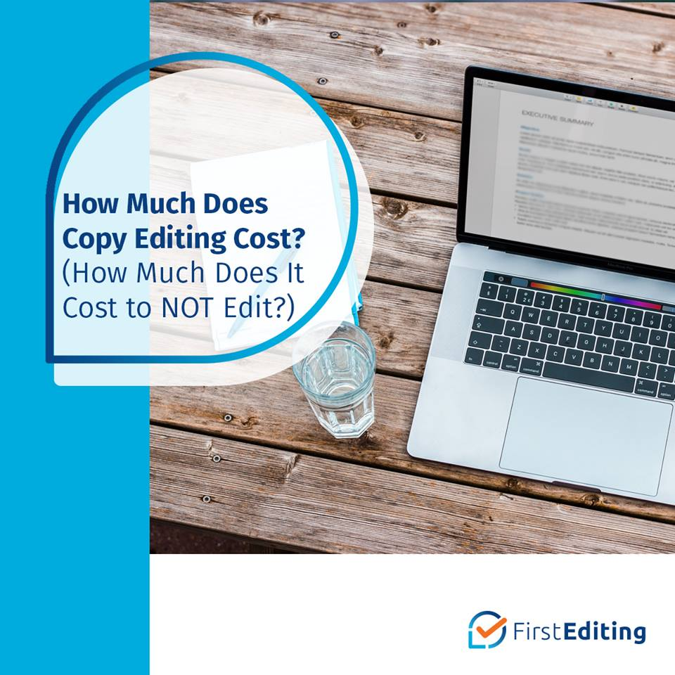 book editing services prices
