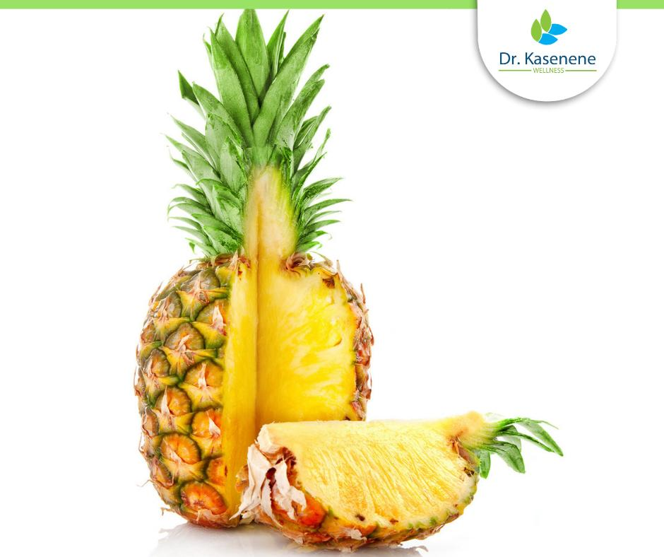The pineapple stem is rich in the enzyme Bromelain that's a known painkiller and a good anti-inflammatory compound. Its especially good for #arthritis, #asthma & #allergies. Eat and use the pineapple stem often. Don't throw it away #healthtip