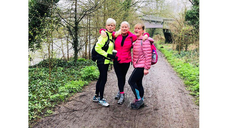 On Saturday 25th May 2019, Sara Gay and her friends will walk 26.2 miles from M25 Uxbridge to Pembridge Hospice, Ladbroke Grove. @myldn @bktimes @EveningStandard @KCWToday  Read Sara's story below //t.co/WbdEy3c9lH