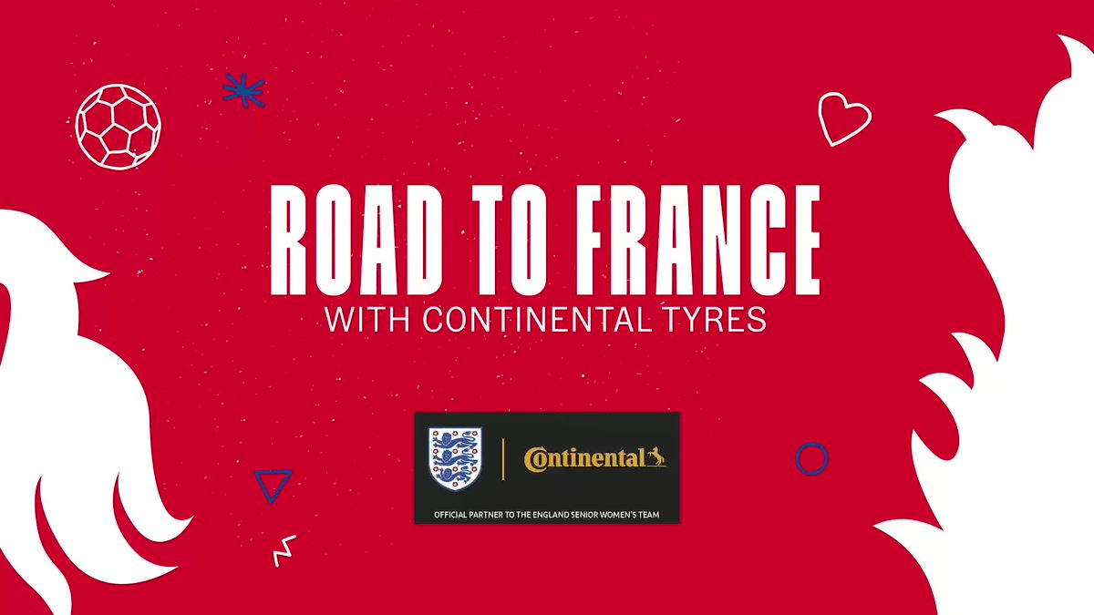 From the local butchers to the @FIFAWWC @Abss_5 talks us through her #RoadToFrance, brought to you by @ContiUK