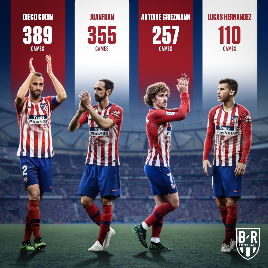 Times are changing at Atletico