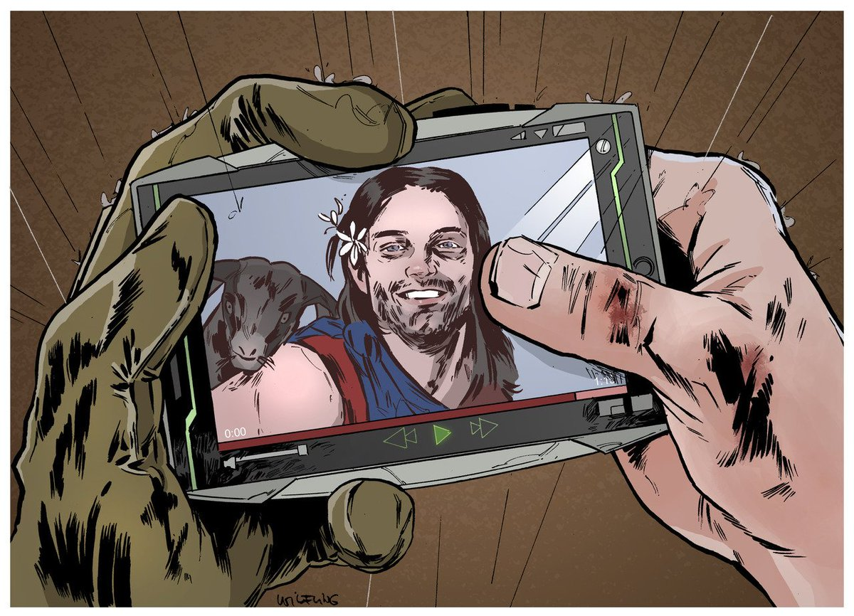 It´s #ThrowbackThursday so, here is Bucky saying hi from Wakanda #Tbt #stucky<br>http://pic.twitter.com/at1lmdVWGr