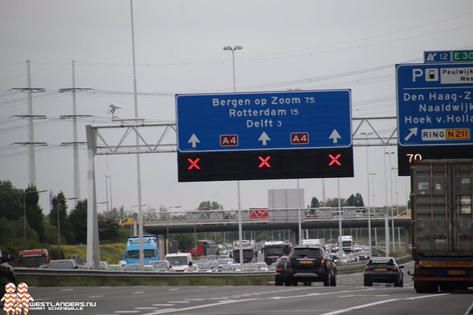 Wederom weekendafsluiting A4 Den Haag-Rotterdam in juni https://t.co/Z5HkgtIWbP https://t.co/mkWXA0k2y2