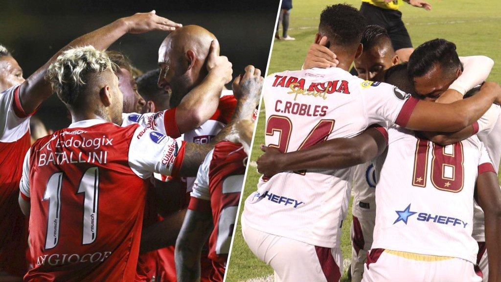 #CopaSudamericana | Argentinos recibe a Tolima