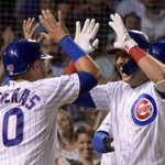 Chicago Cubs power their way past Phillies 8-4 https://t.co/C5CUVynd0M #Cubsessed #iamCubsessed #ChicagoCubs