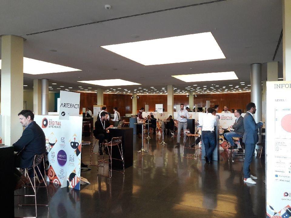 test Twitter Media - The Digital Benchmark @Digital_BM a commencé à #Berlin. Cet événement organisé par @ebg reunit plus de 900 décideurs du secteur #numérique. Et le Groupe Efficy est là. #DigitBench19 #martech #adtech #benchmark #EuropeanCRMChampion https://t.co/N2TXjRSYYK
