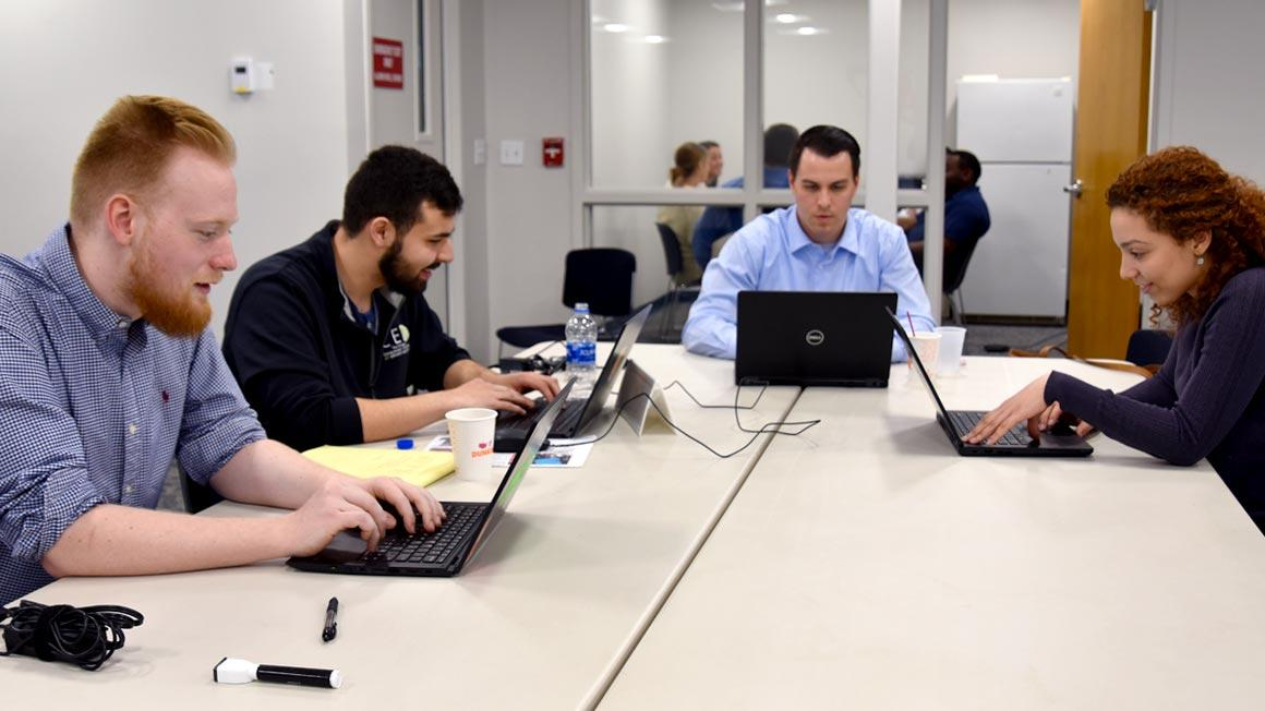 Six top Data Science and Applied Analytics students from @BryantUniv teamed up to tackle a real-time business challenge for AAA Northeast as part of our sponsorship of Bryant's Data Science program!   Learn more here: http://bit.ly/30Bbnmt