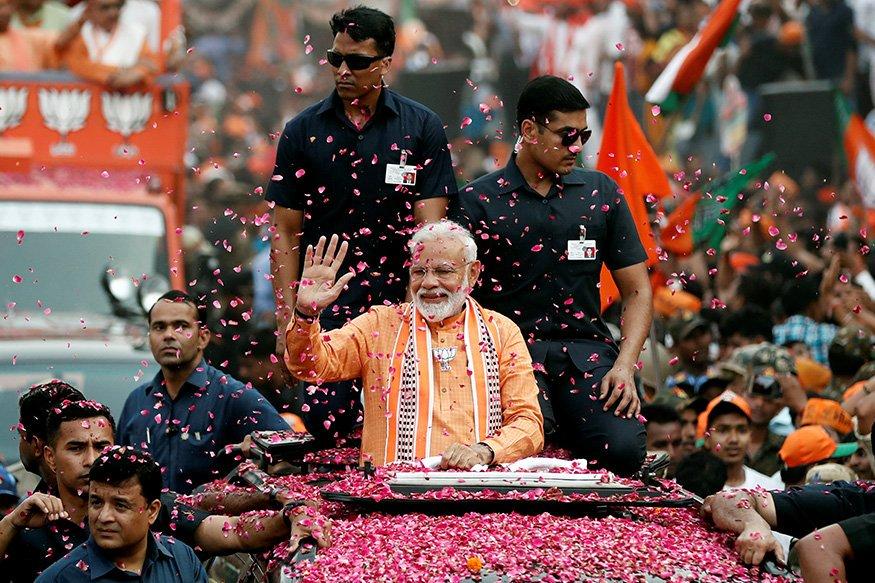 Yoo again modi 😈✌✌💐💐💐💐congratulations PM😊😊#modi @narendramodi #india #ElectionResults2019 #AbkiBaarPhirModiSarkar #happiness #Narendermodi #hero #is #always #hero #CongratsNaMo #Victory #day #2019ElectionResults #for #india