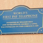 Image for the Tweet beginning: A little telecoms history on