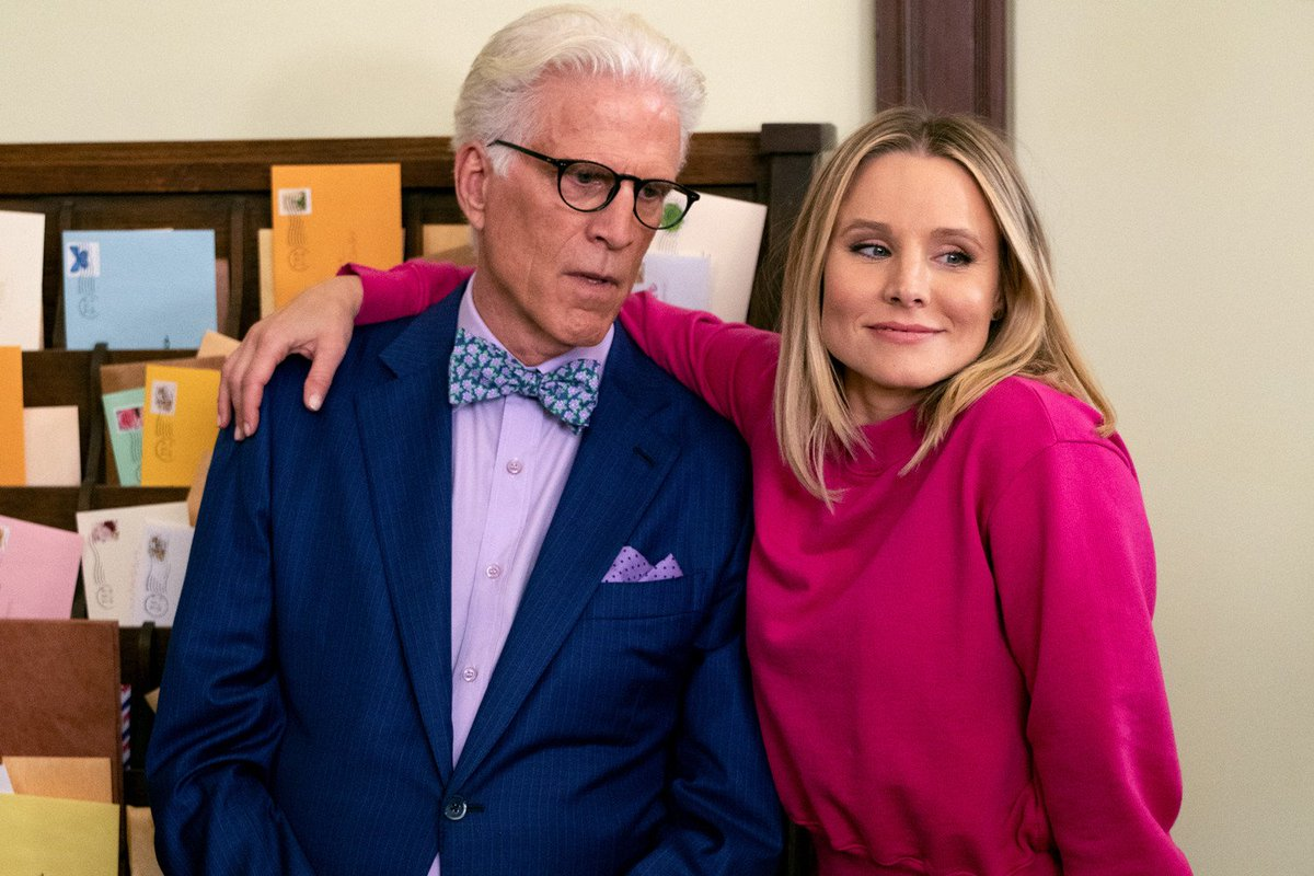 The Good Place Source (@tgpsource) | Twitter