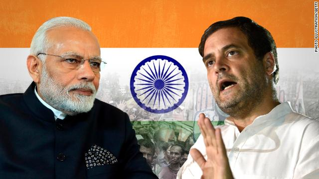 Rahul Gandhi, leader of India's main opposition Congress Party, concedes defeat to Prime Minister Narendra Modi. Follow live updates:  https://cnn.it/2HK1gDm