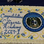 Image for the Tweet beginning: Last night was #CitizensAcademy Class