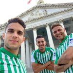 Image for the Tweet beginning: 💚El Real Betis estrena su