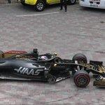 ⏰Halfway through FP2 with plenty of lock ups and barrier rubbing so far 👀   #F1 #MonacoGP 🇲🇨