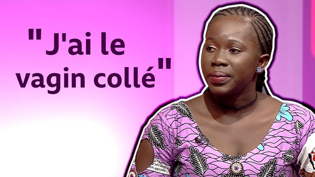 Image for the Tweet beginning: Salimata Ouattara se confie. Mariée