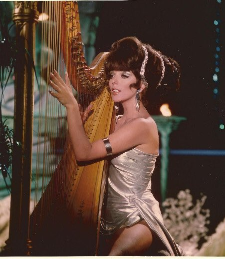 Happy 86th Birthday to Joan Collins!! (The Siren)