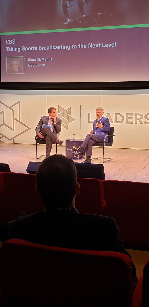 1 of the surprise examples of creative #storytelling Sean McManus used at #leadersweek Wed was @PBR. &quot;They have a great niche, they know their audience &amp; get them to engage &amp; they work well with what we can try to do to be innovative.&quot; Partnership #marketing 101 #sportsbiz<br>http://pic.twitter.com/Lmi0ITw3dO
