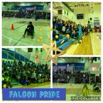 Image for the Tweet beginning: Falcon 500 #teamspirit #FalconPride @PerryTwpSchools