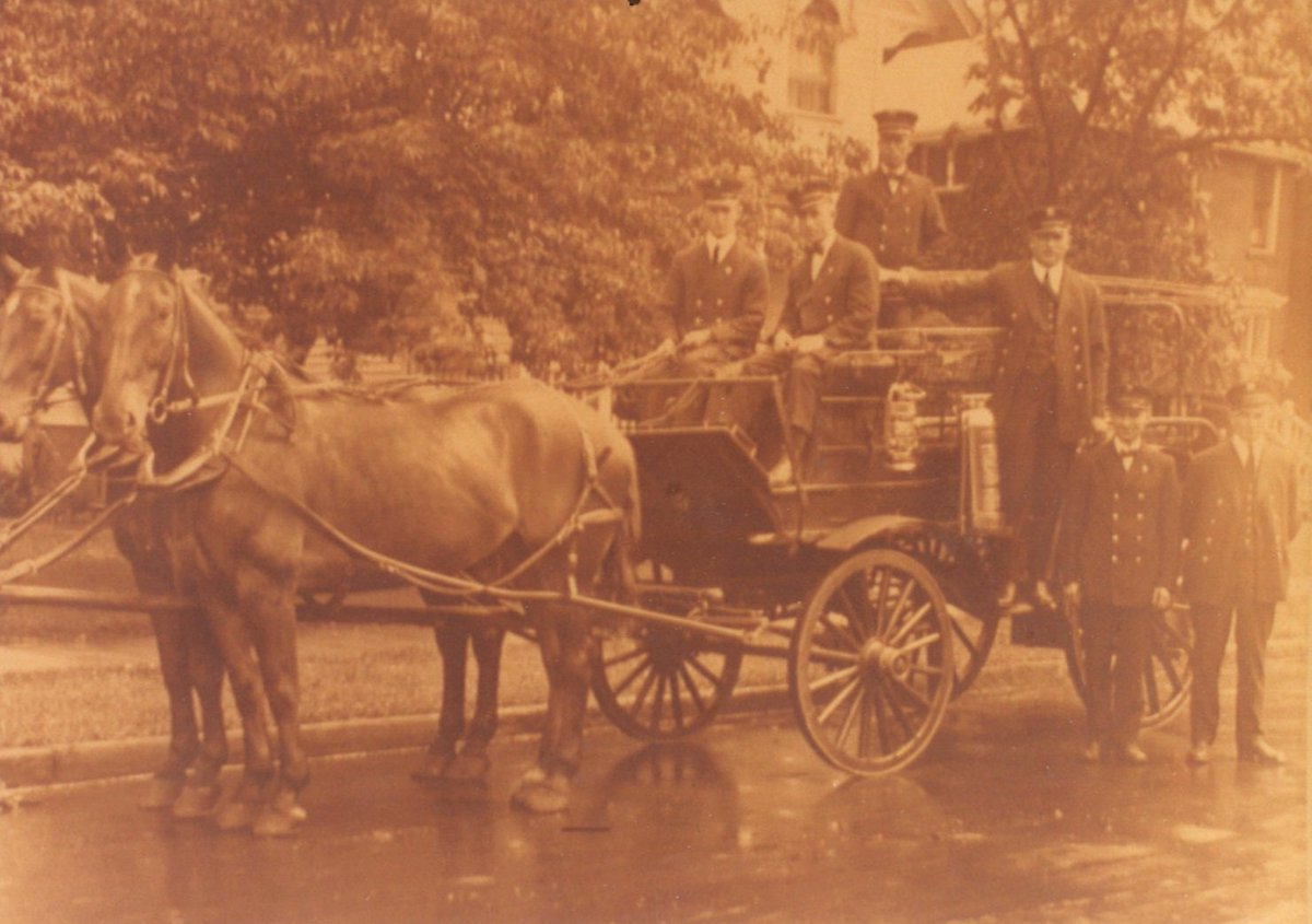 Sarnia Fire Rescue's photo on #throwbackthursday