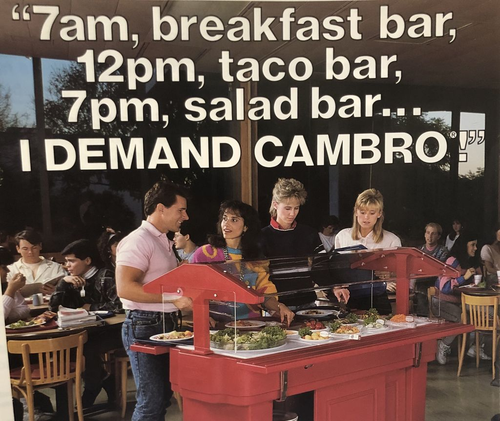 Cambro Manufacturing's photo on #throwbackthursday