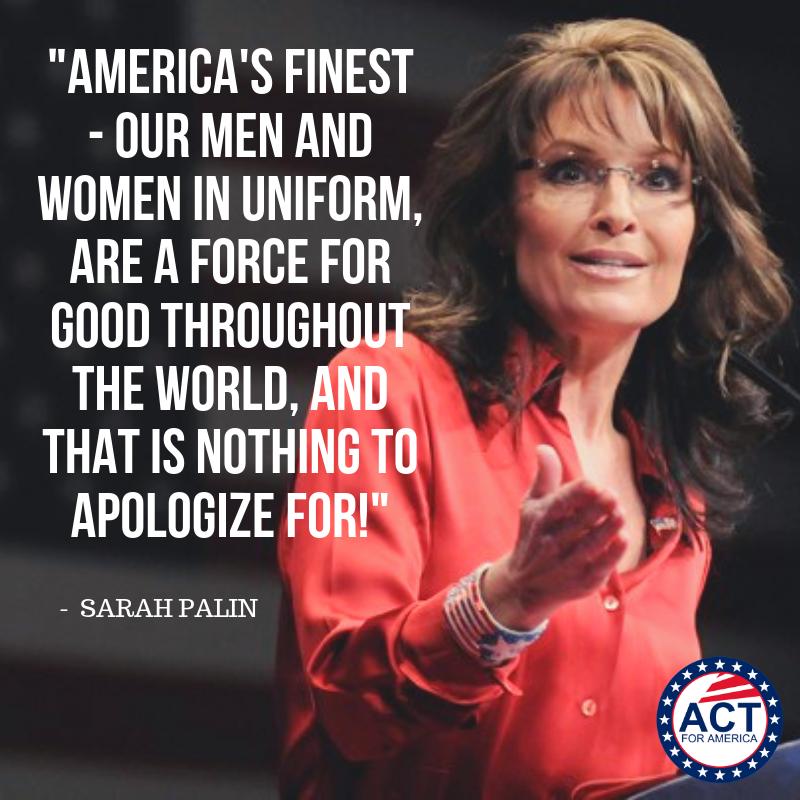 America is PROUD!