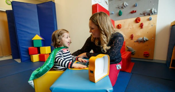 May is Better Hearing and Speech Month. At HSS, speech language pathologists assess and treat children with speech, language, oral motor, feeding and swallowing difficulties: http://ow.ly/hgmE50umxtV. #HSSKids