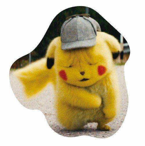 映画の半券で「しわしわピカチュウ」のステッカープレゼント、2019年5月24日(金)からスタート  https//pk,mn.com/n/meitantei,pikachu,siwasiwa,hanken,sticker/ \u2026