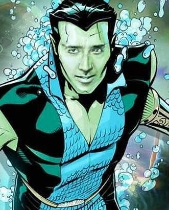 So what is next for the Marvel Cinematic Universe? How about Namor the Submariner... and how about we give NICOLAS CAGE his debut  (Nic Cage as Namor, muwahahah) #CageFest  @1wiccangirl @pkmmpositivity
