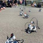 Image for the Tweet beginning: Masses of Mindstorms! @lego_education robot