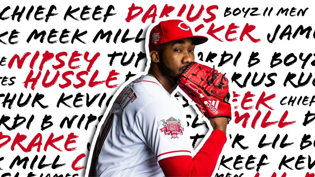 Amir Garrett shares with us the most important songs to his life.https://atmlb.com/2XadfjS