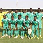 Image for the Tweet beginning: Mondial U20: le Sénégal débute