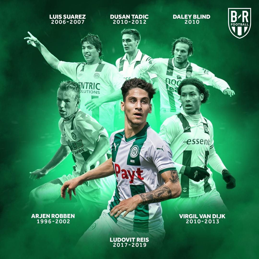 Some serious talent have come from Groningen 🔥