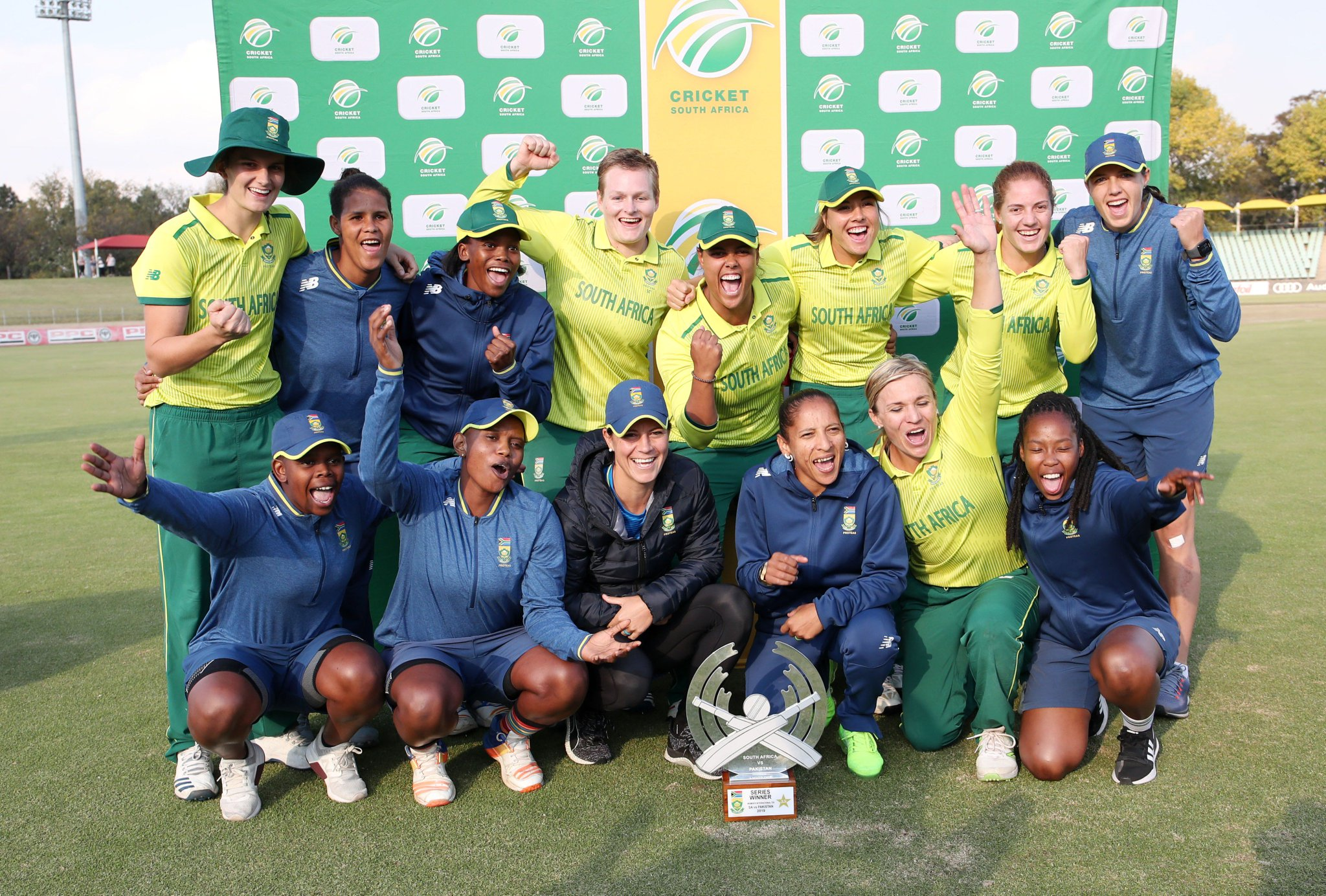 South Africa National Cricket Team Twitter Photo A