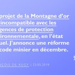 Image for the Tweet beginning: Un #ConseilDeDéfenseEcologique ttes les 6
