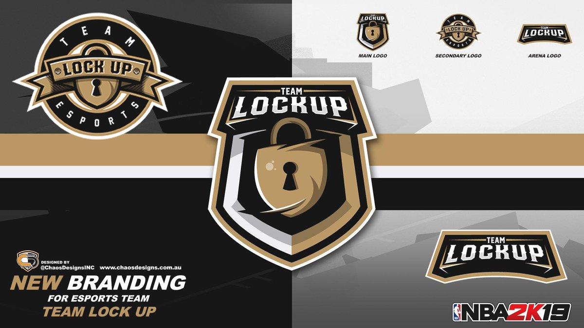 New Branding for  @LockUpMilo  TEAM @TeamLockUp #NBA2K19 #2KPROAM<br>http://pic.twitter.com/yPi6T4AbrK