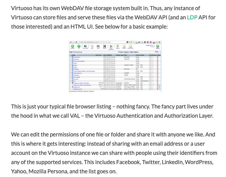 WebDAV - Twitter Search
