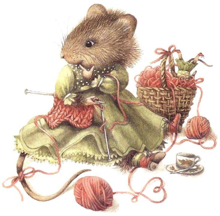 Открытки мышат, открытка поздравление