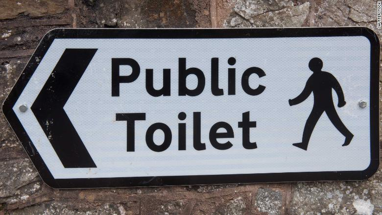 Women need twice as many toilets as men, say public health experts cnn.it/2VVLhfn