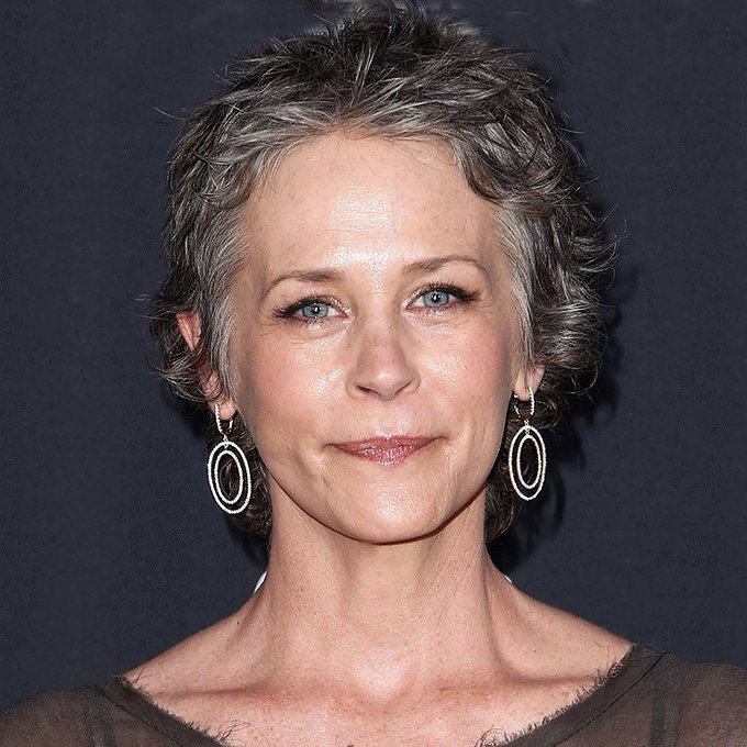Happy Birthday to Melissa McBride!