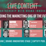A stellar roundtable of global brands join forces to debate hot trends transforming the future of marketing. Register for #CaptifyatCannes https://t.co/ZVsox5jQyZ @pepsi @dentsuaegis @verizon @abinbev @Hersheys @Hearts_Science @WPP @GroupMWorldwide @Brand_Innovator #CannesLions