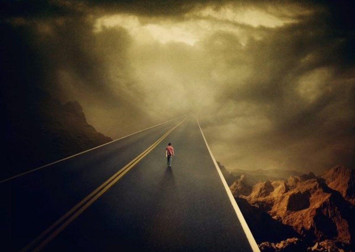 дорога в один конец картинки просто