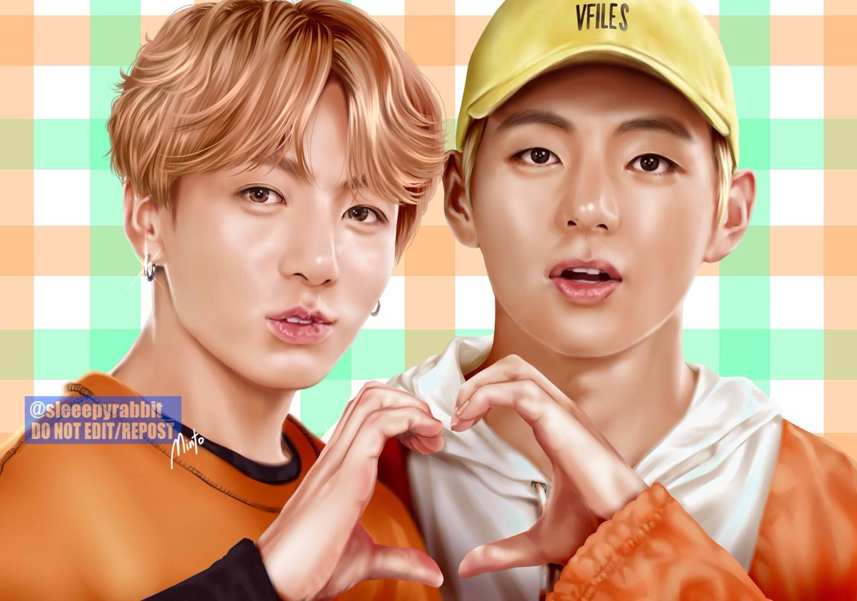 It's been a year since I started drawing and joined twitter. Thank u for always supporting me and encouraging me. Because of BTS and you guys, I'm living a meaningful fanboy life. So thank you so much. <br>http://pic.twitter.com/nxalg0BHrE