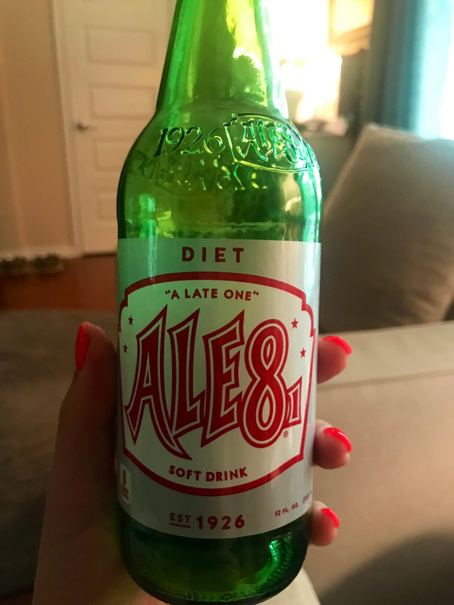 Welp. Just had a Diet Ale 8 for breakfast because.... #LeeCruse. @leecruse <br>http://pic.twitter.com/mVbiV2c60s
