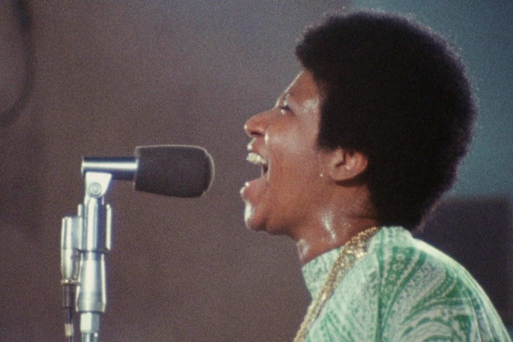 Amazing Grace - a film that demonstrates the immeasurable talent of the late, great Aretha Franklin http://bit.ly/2ErwBKl