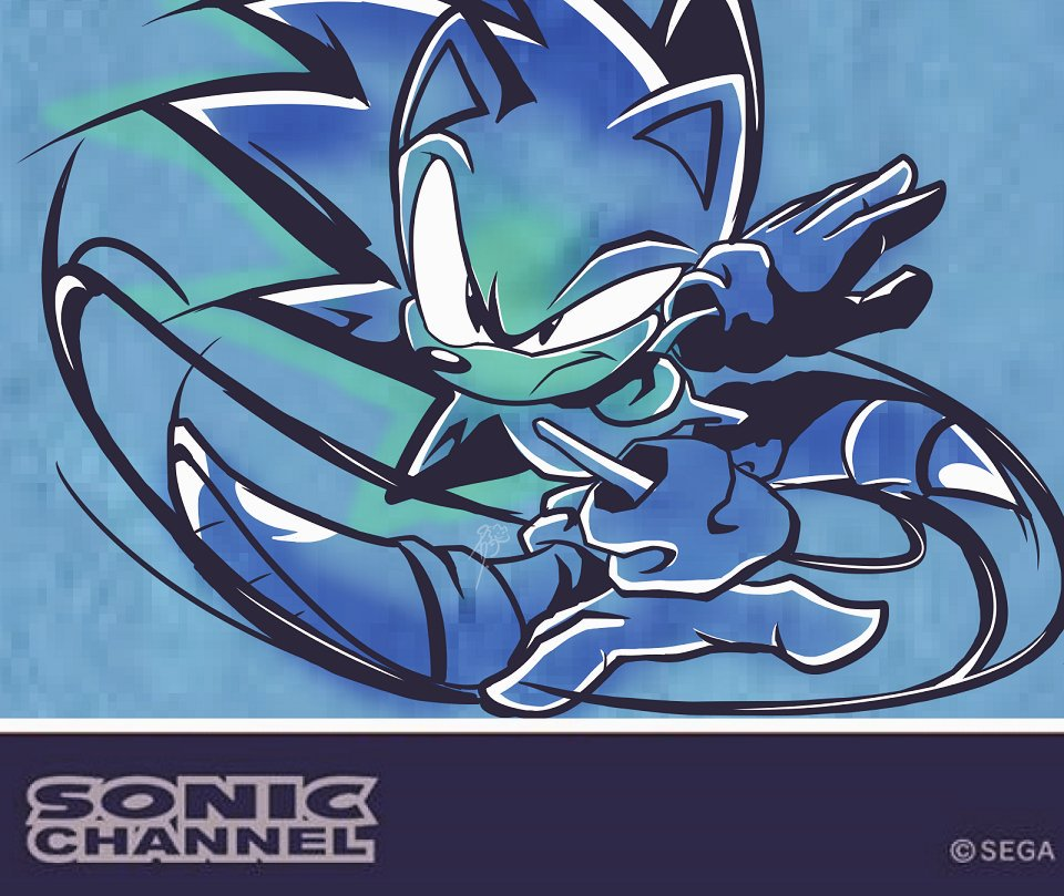 Quick Classic SnOk in Sonic Channel Art style again &#39;cause I seem to enjoy drawing it <br>http://pic.twitter.com/s6Ir6IBUDa
