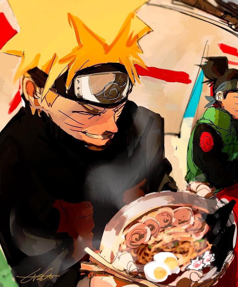 漫画やアニメに出てくる食べ物って なんであんなに美味しそうに見えるんだろ....